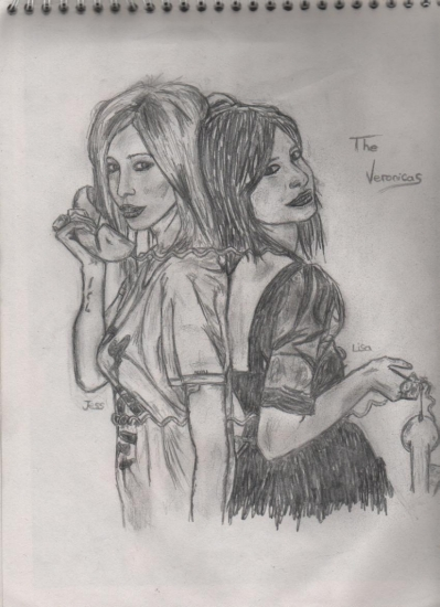 The Veronicas by Noume